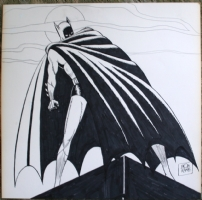 Bob Kane's Batman Comic Art